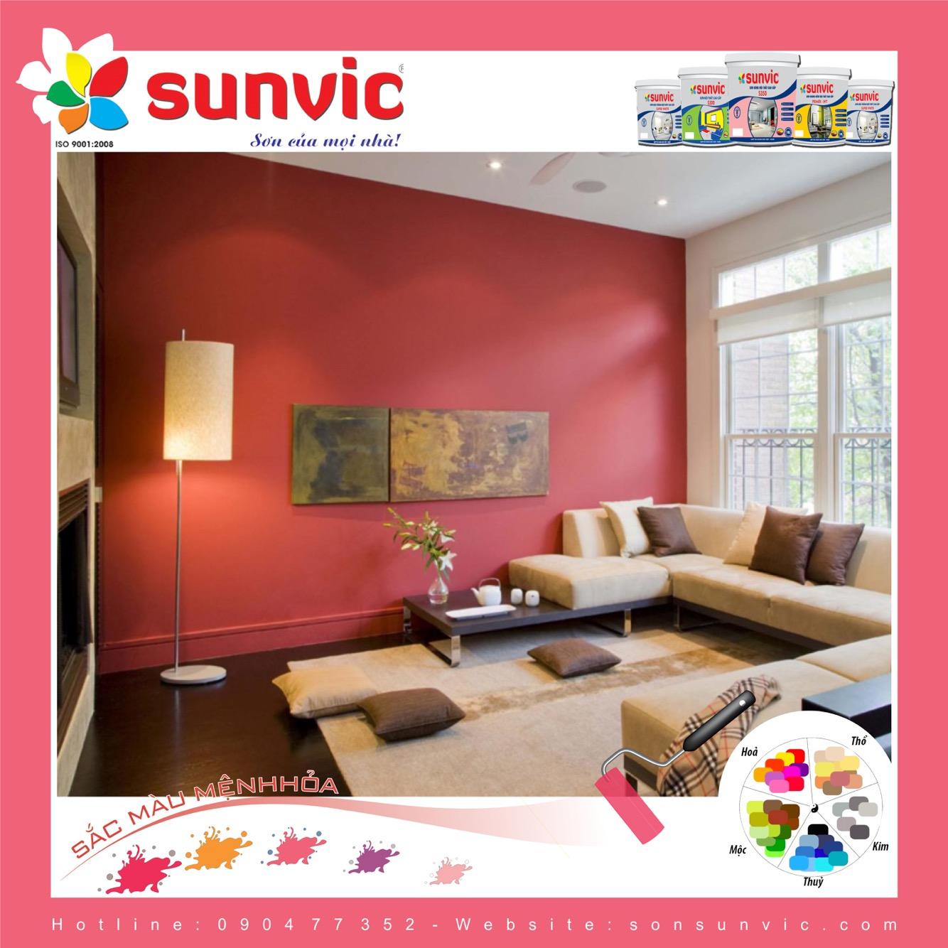 Chọn màu sơn nhà đẹp cho người tuổi Tuất để tài lộc luôn gõ cửa