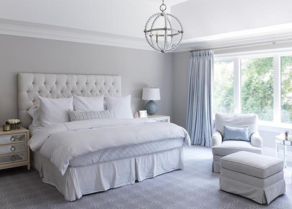 Chọn màu sơn phòng ngủ đẹp ấn tượng nhất năm 2020